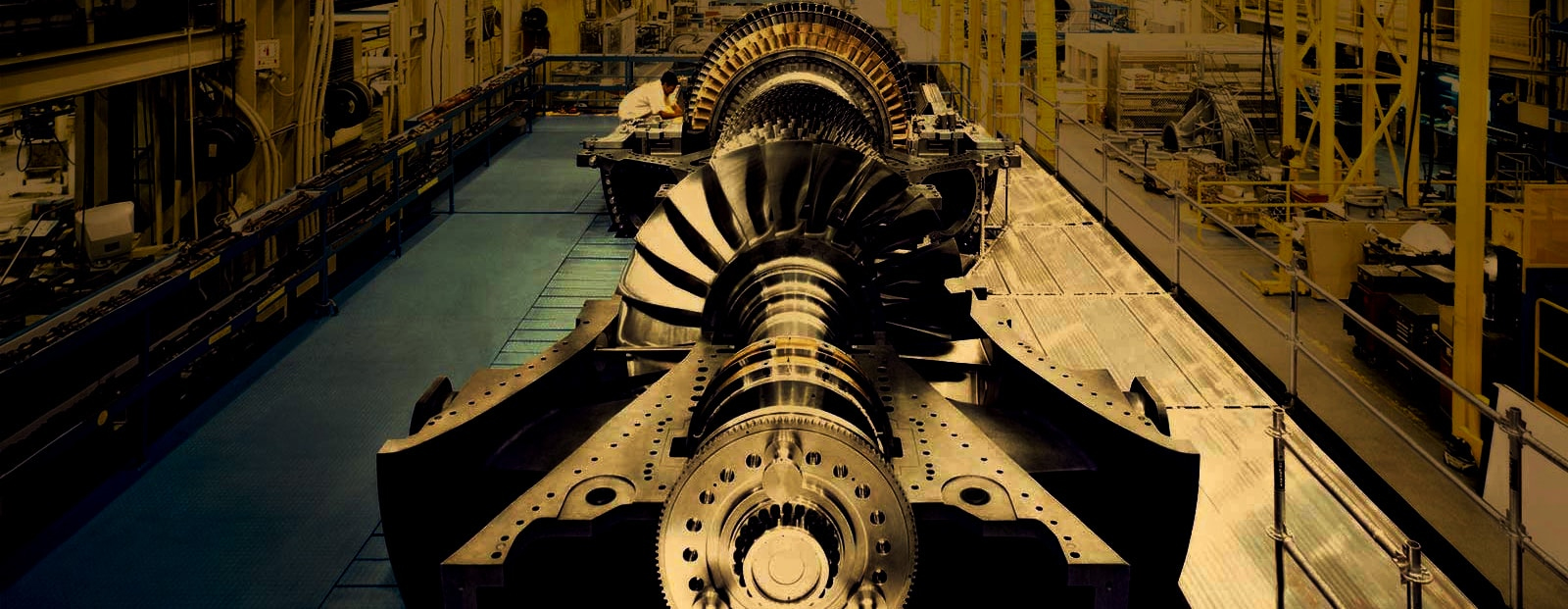 BGGTS - Outstanding Expertise in Gas Turbine Technology Services